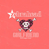 Обложка сингла Zebrahead «Girlfriend (Avril Lavigne Cover)» (2009)
