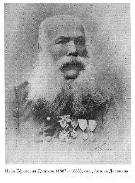 Деникин, Иван Ефимович — Википедия