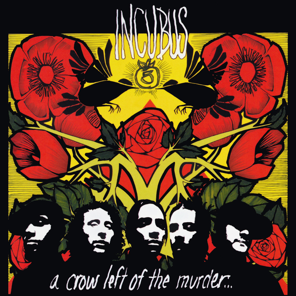 Файл:Incubus A Crow Left of the Murder cover.jpg — Википедия A Crow Left Of The Murder