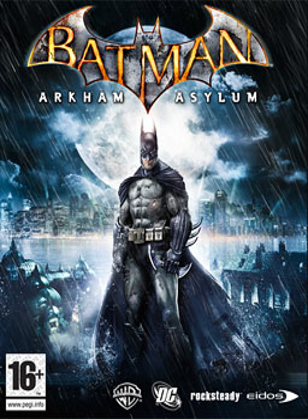 Batman asylum скачать торрент
