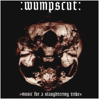 Обложка альбома :Wumpscut: «Music for a Slaughtering Tribe» (1993)