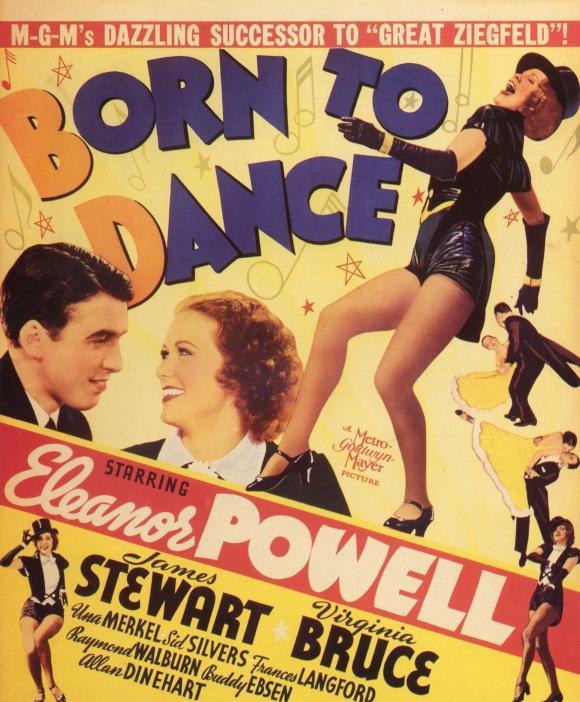 Рождённая танцевать