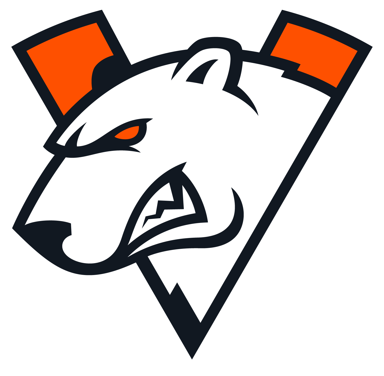 Virtus.pro логотип