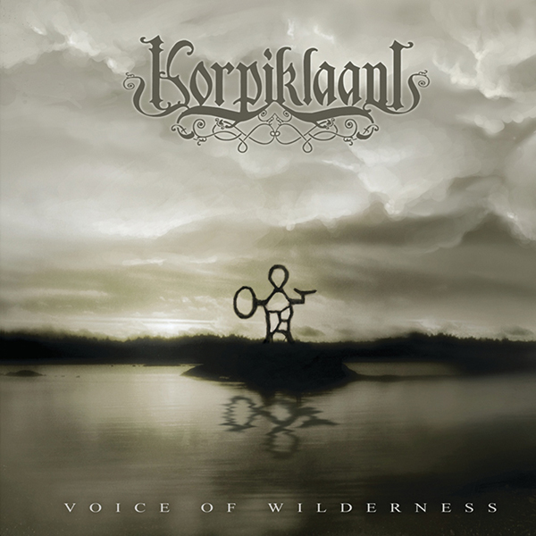 Обложка альбома Korpiklaani «Voice of Wilderness» (2005)
