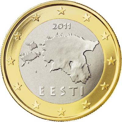 Цена монеты 20 euro cent 2011 eesti продать пятирублевую монету