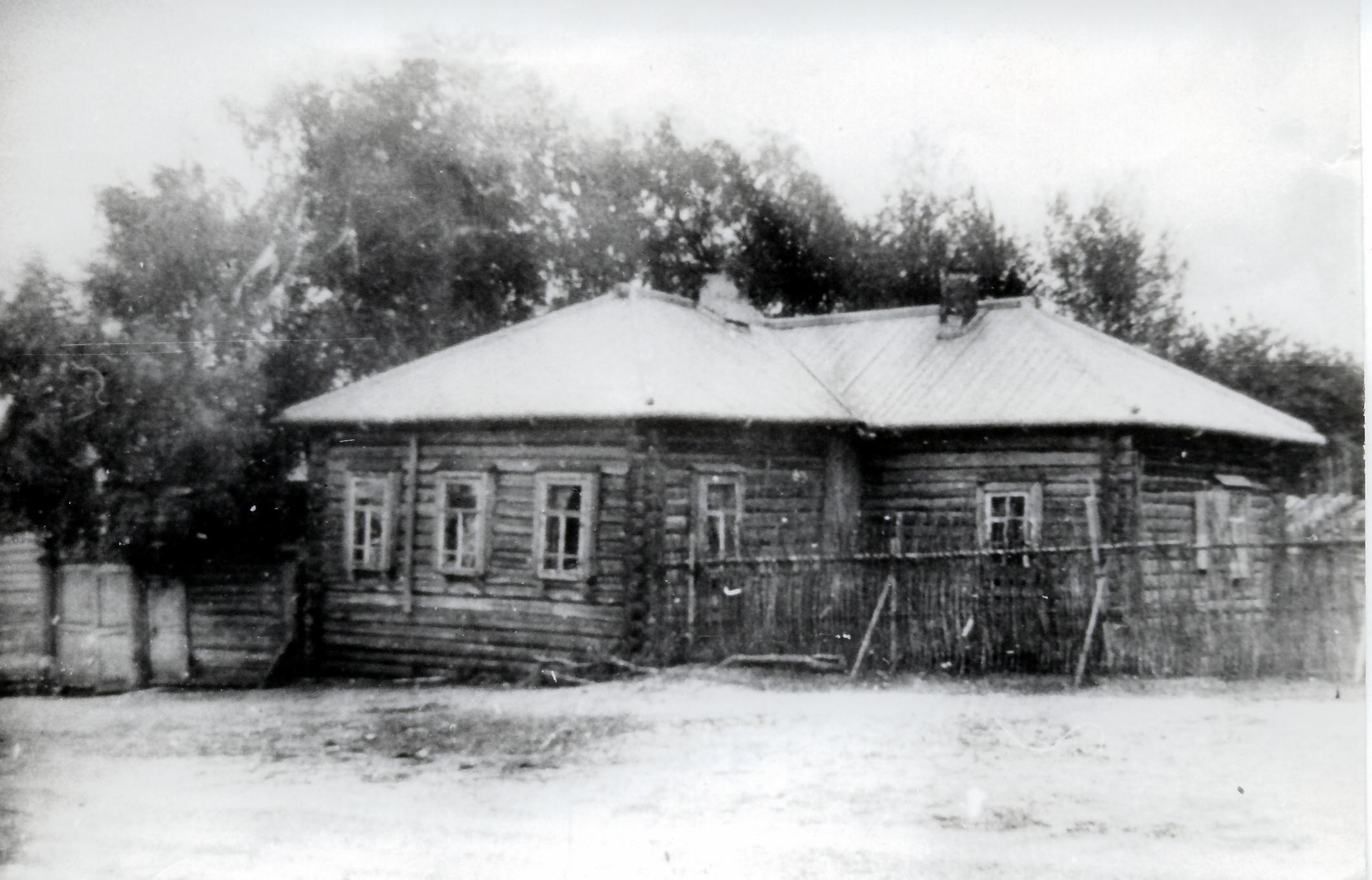 Дом Лупповых