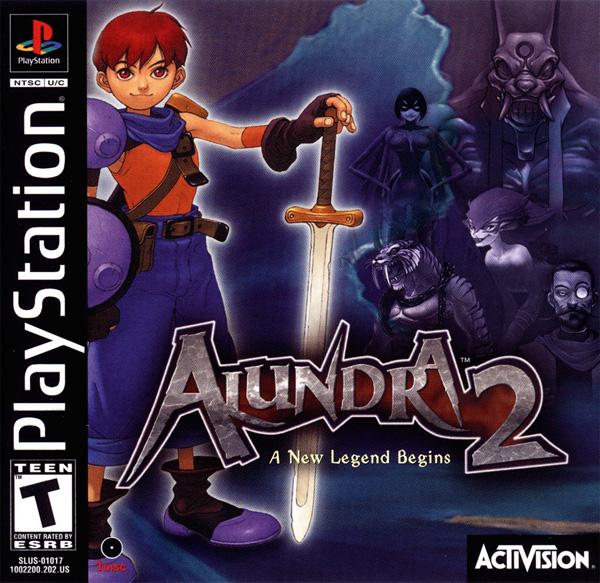 por que todos tenemos un juego favorito de la infancia e.e Alundra_2