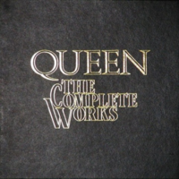 Обложка альбома Queen «The Complete Works» (1985)