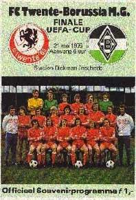 Финал кубка уефа 1974- 75 твенте- боруссия м ви