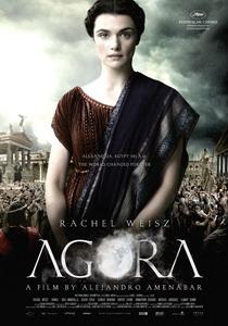 Перша жінка математик Агора