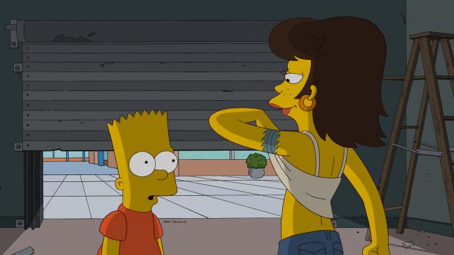 Симпсоны сезон 3