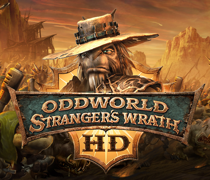 #1 прохождение Oddworld: Stranger's Wrath [Android] - YouTube