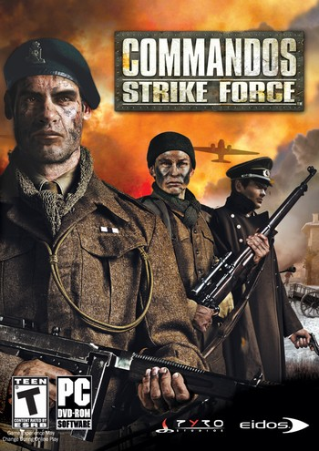 Commandos strike force скачать игру через торрент