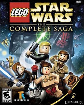 Lego star wars tcs скачать игру