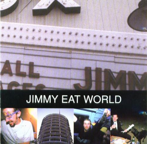 Jimmy Eat World Integrity Blues Tour Www Jimmyeatworld Com October
