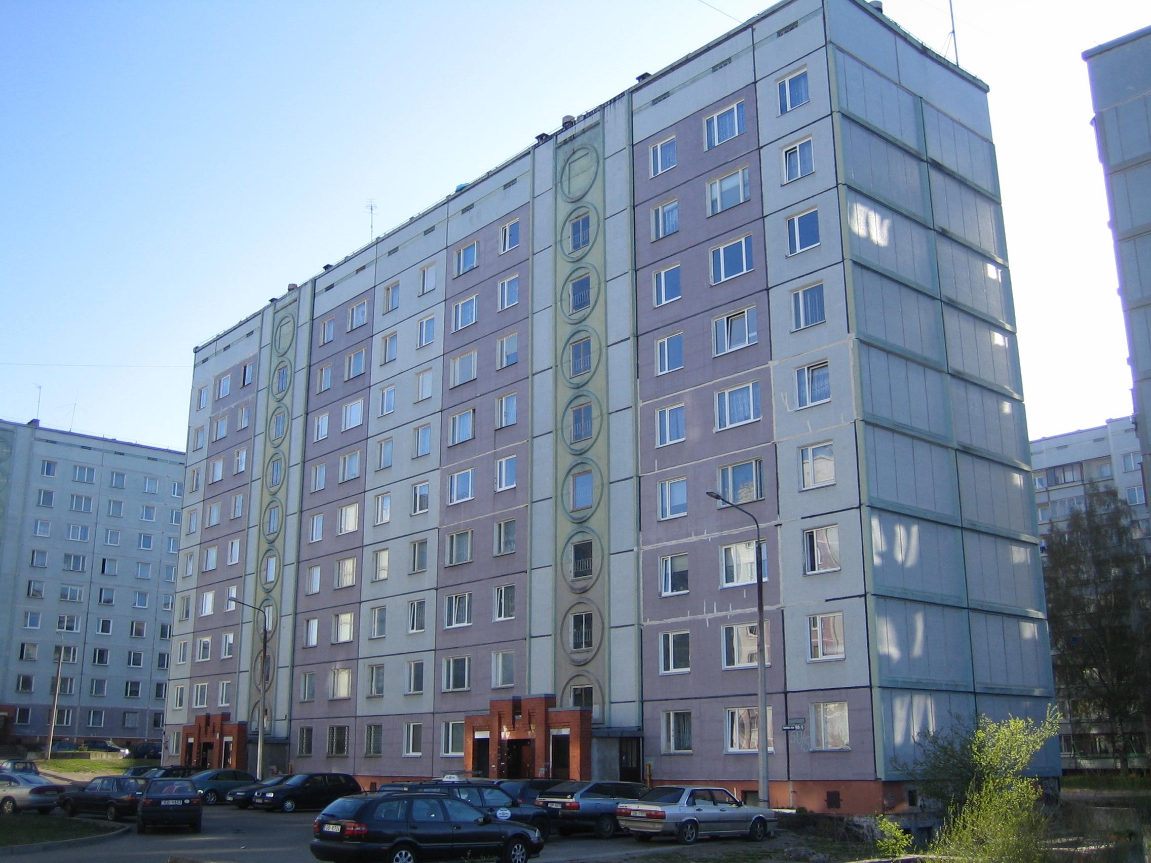 Файл:Дом 602 серии (Рига).jpg — Википедия