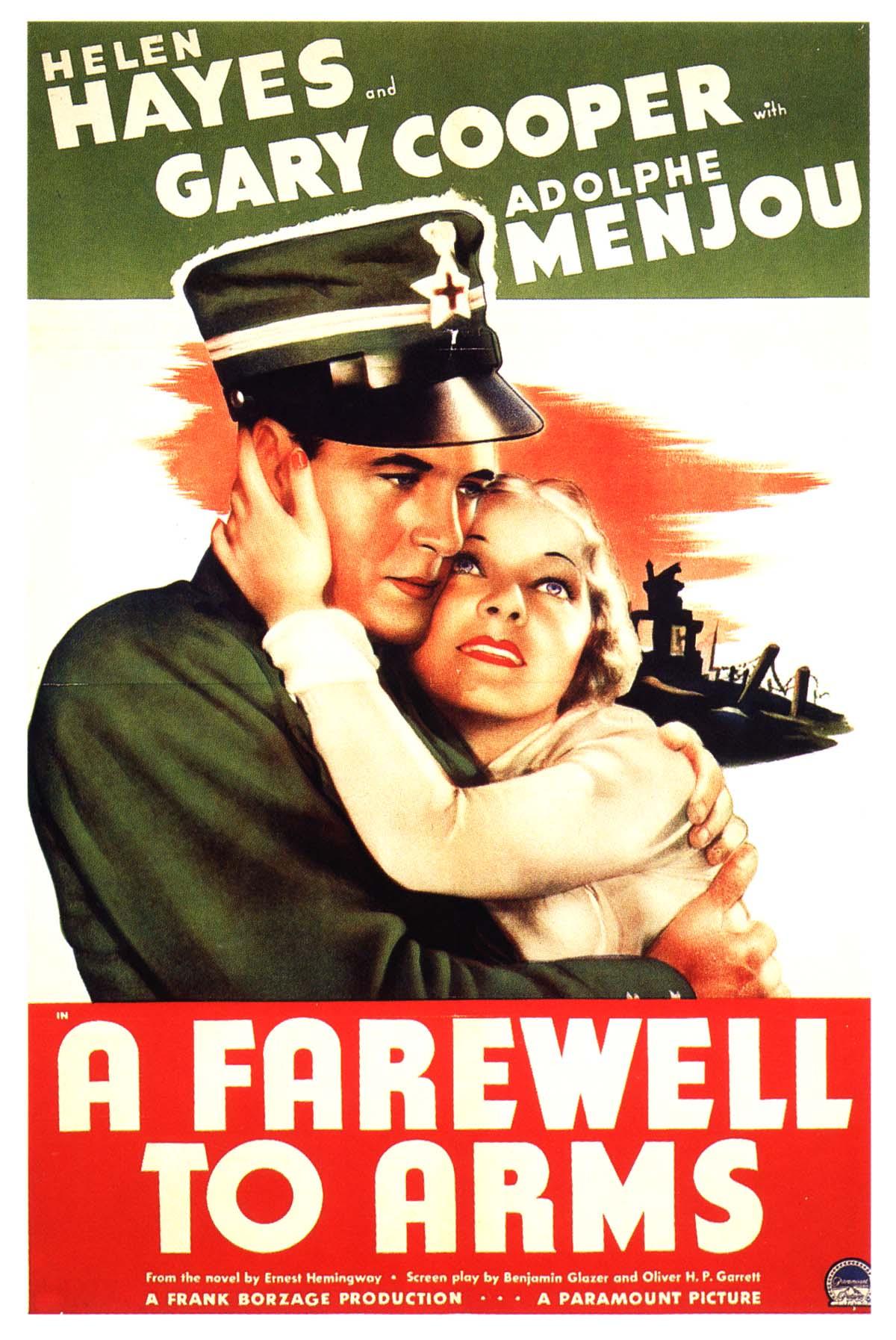 Прощай, оружие! (фильм, 1932)