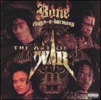 Обложка альбома Bone Thugs-N-Harmony «The Art of War» (1997)
