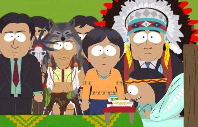 South park казино индейцев казино для для кпк