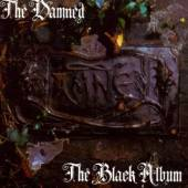 Обложка альбома The Damned «The Black Album» (1980)