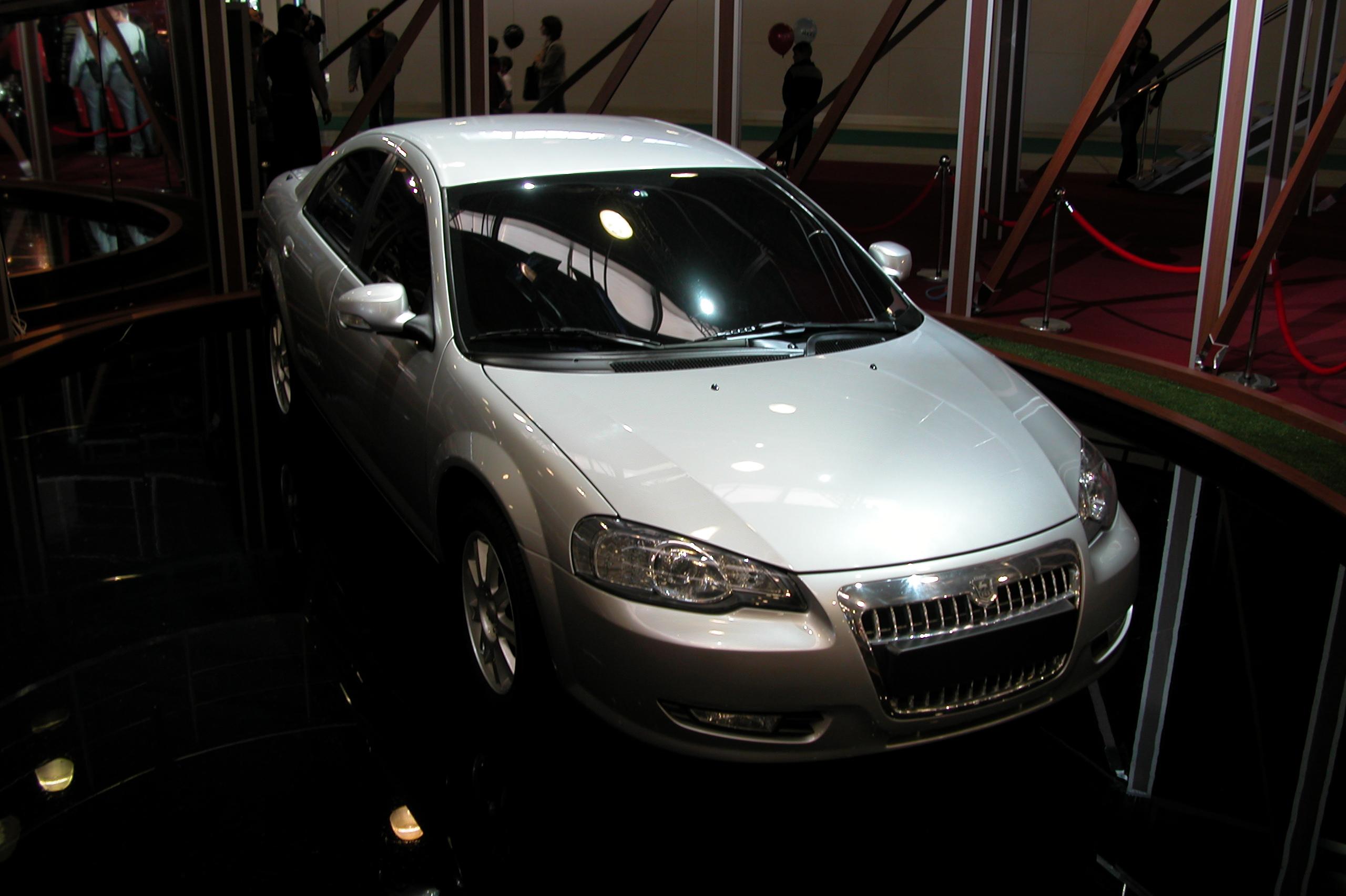 Подробнее: Новый русский автомобиль Волга SIber. Мой отзыв.