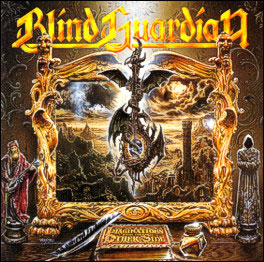 Обложка альбома Blind Guardian «Imaginations from the Other Side» (1995)
