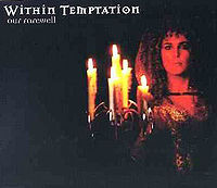 Обложка сингла Within Temptation «Our Farewell» (2001)