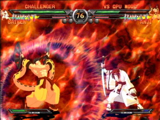 Guilty Gear X2 Reload Game - Free Download