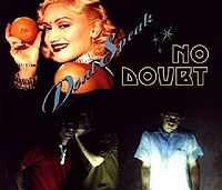 Обложка сингла No Doubt «Don't Speak» (1995)