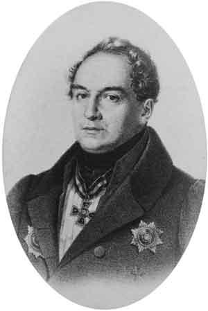 М.Н.Мусин-Пушкин в 1830г.