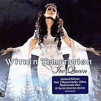 Обложка сингла Within Temptation «Ice Queen» (2001)