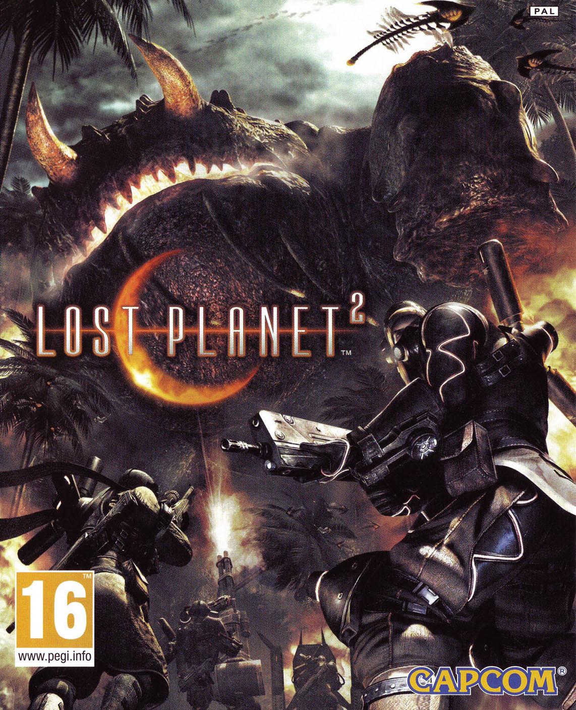 Lost Planet 2 [Part 11] Submarine Boss ; Desert Pirates - YouTube