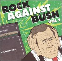 Обложка альбома Fat Wreck Chords «Rock Against Bush, Vol. 1» (2004)