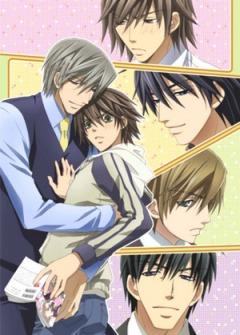 Junjou Romantica Staffel 2