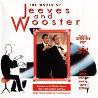 Обложка альбома  «The World of Jeeves and Wooster» ()