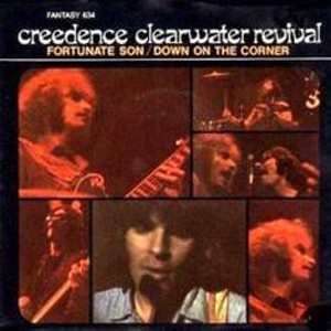 Creedence clearwater revival fortunate son скачать