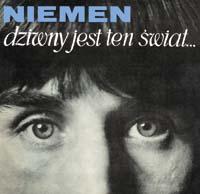 Обложка альбома Чеслава Немена «Dziwny jest ten świat» (1967)