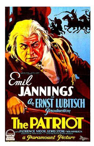 Патриот (фильм, 1928)