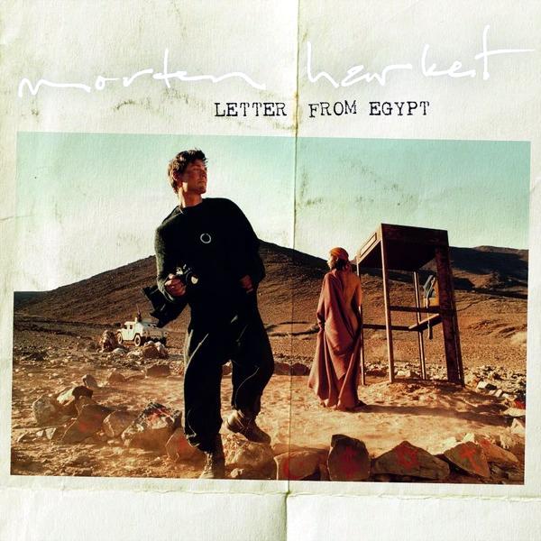 Morten Harket Letters From Egypt Album Covers