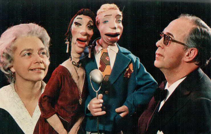 Кукольный театр не только для маленьких доклад 1287