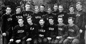Мужская сборная СССР по волейболу — Википедия