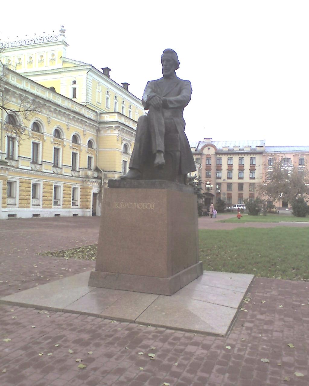 памятники нижнего новгорода фото и описание