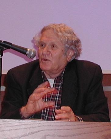 Выступление Натана Йонатана в институте Вейцмана. 2003 год.
