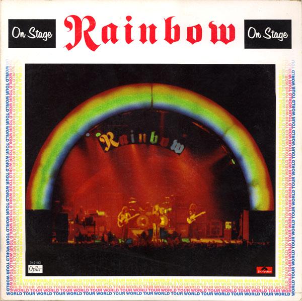 On Stage (альбом Rainbow) — Википедия