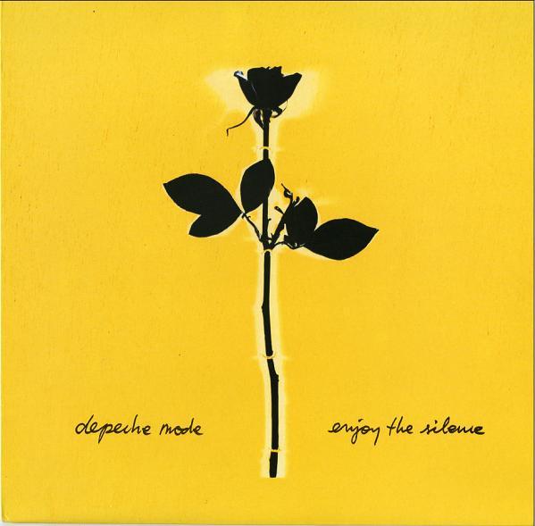 Depeche mode enjoy the silence скачать mp3