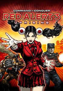 скачать игру Command Conquer Red Alert 3 Uprising через торрент - фото 7