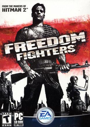 Скачать Игру Freedom Fighters Через Торрент - фото 10