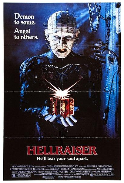 Скачать фильм Восставший из ада / Hellraiser, бесплатно, с ftp, по...