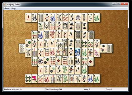 Mahjong Titans Kostenlos