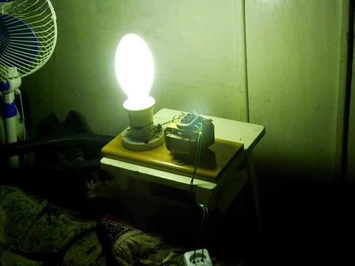 Патрон у этих ламп больше чем